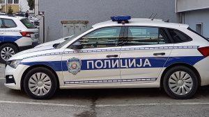 """Aktivistkinja Ekološkog društva """"Belorepan"""": Policija me pratila, a kolumalna legitimisala"""