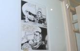 Alan Ford trči počasni krug: Izložba o vanvremenskom stripu VIDEO