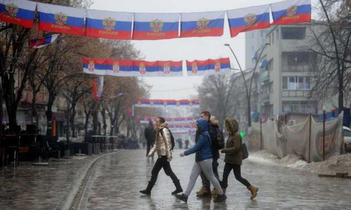 Albanci napali Srbe u Severnoj Mitrovici