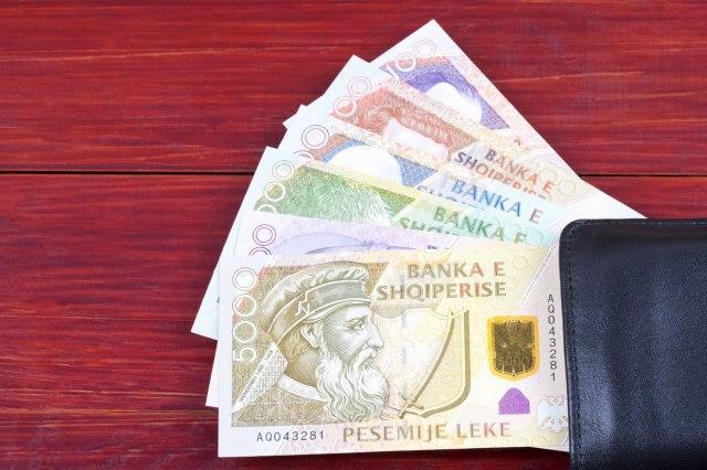Albanija uvodi novu, najvredniju, novčanicu