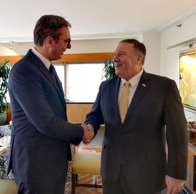 Albanski političari strahuju od promene stava Bele kuće?