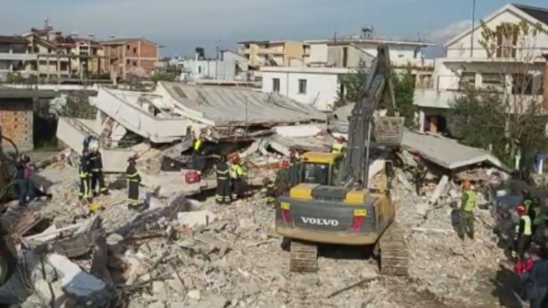 Albanski premijer tražio od Trampa pomoć za saniranje posledica zemljotresa