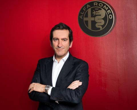 Alehandro Mezonero-Romanos imenovan za šefa dizajna brenda Alfa Romeo