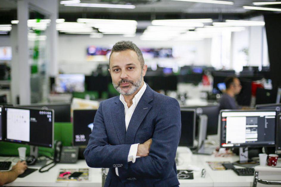 Aleksandar Đondović Editor-in-chief of Kurir: Dear Sir/Madam