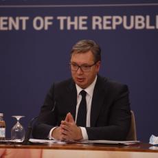 Aleksandar Vučić izrazio saučešće SPC i narodu