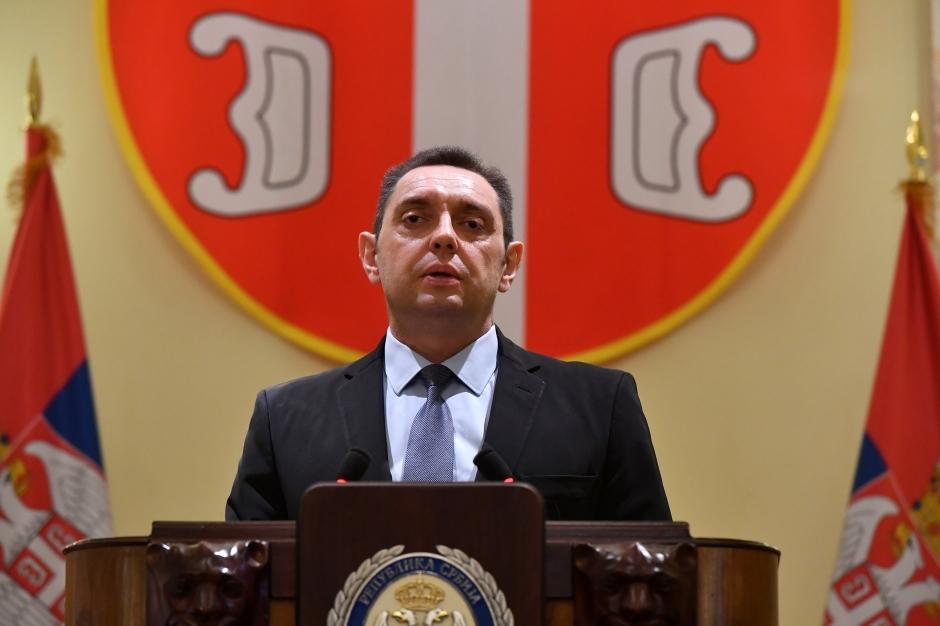 Aleksandar Vulin vam želi srećnu Srpsku