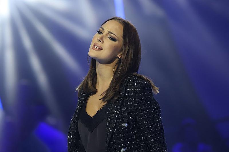 Aleksandra Prijović prelazi u glumice? Vuk Kostić joj najveća podrška