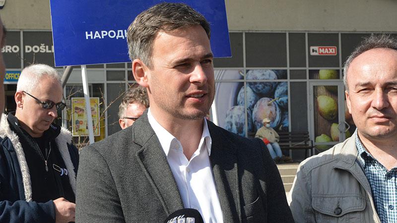 Aleksić: Ne može kineski interes da bude važniji od interesa građana Bora