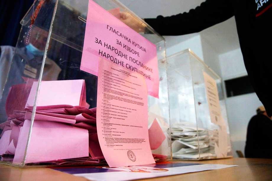 Aleksić: Nema saradnje sa onima koji su izašli na izbore