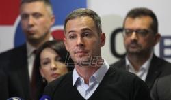 Aleksić: Nema saradnje sa onima koji su pogazili reč i pomogli vlasti