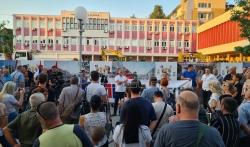 Aleksić: Sledi borba za Srbiju, narod će pobediti Vučićev kriminalni klan