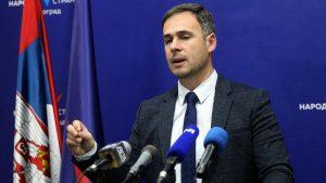 Aleksić: Tela bez glave su prava slika Vučićeve vlasti, po tome će biti upamćen