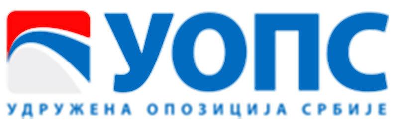 Aleksić: Udružena opozicija Srbije više ne funkcioniše