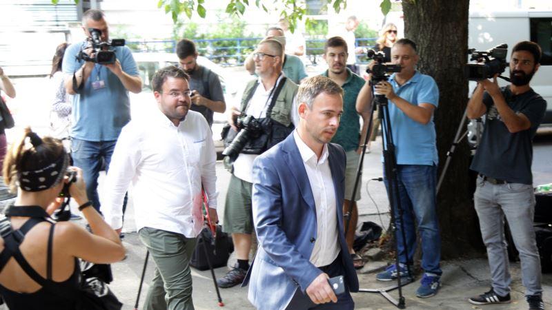 Aleksić tužio Vučevića zbog lažnog prijavljivanja i ometanja pravde