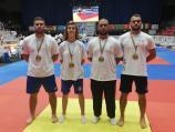 Aleksinac dobio tri šampiona Balkana i prvakinju na Svetskom kupu