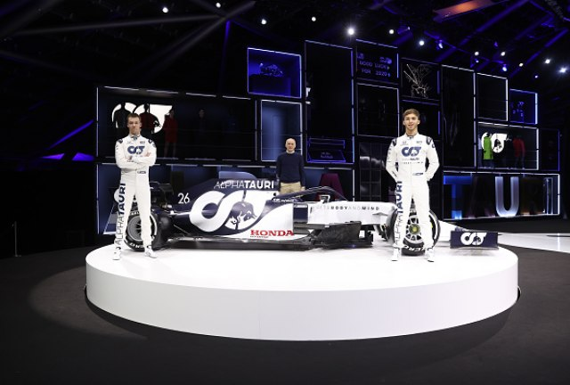 Alfa Tauri predstavio bolid za novu sezonu