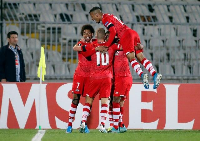 Alkmar sa 6 pobeda zaredom i gol-razlikom 24:0 dočekuje Partizan