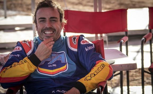 Alonso: Prvo Indi i Dakar, F1 će biti zanimljiva...
