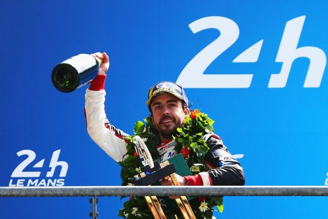 Alonso će voziti 24 časa Le Mana  virtuelno