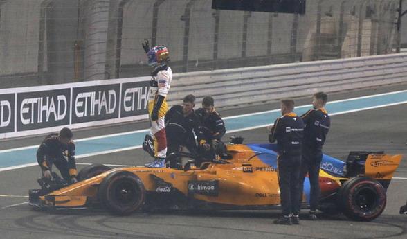 Alonso se oprostio od Formule 1