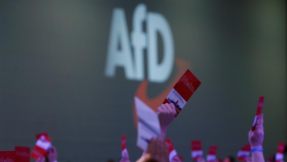 Alternativa za Nemačku druga najjača stranka, prestigli SPD