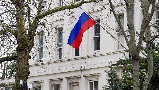 Ambasada RF u Londonu: Napadi zapadnih država na Siriju izvedeni pod lažnim izgovorom