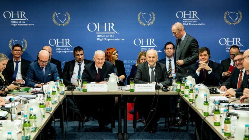 Ambasada Rusije u BiH: Ne delimo stavove partnera u PIC jer su pogrešni i pristrasni