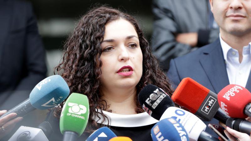 Ambasada SAD na Kosovu i Kancelarija EU osudili fizičku pretnju predsednici Skupštine Osmani