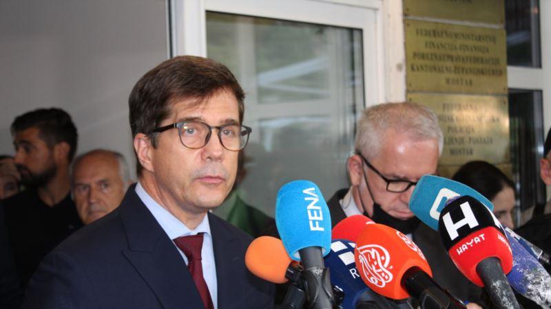 Ambasada SAD u BiH pozvala na snažniju borbu protiv korupcije