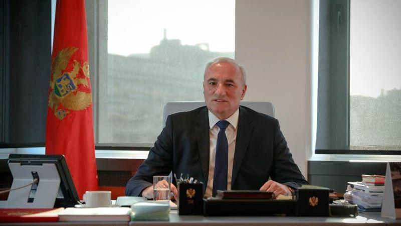 Ambasador Crne Gore u Srbiji: Spustiti tenzije