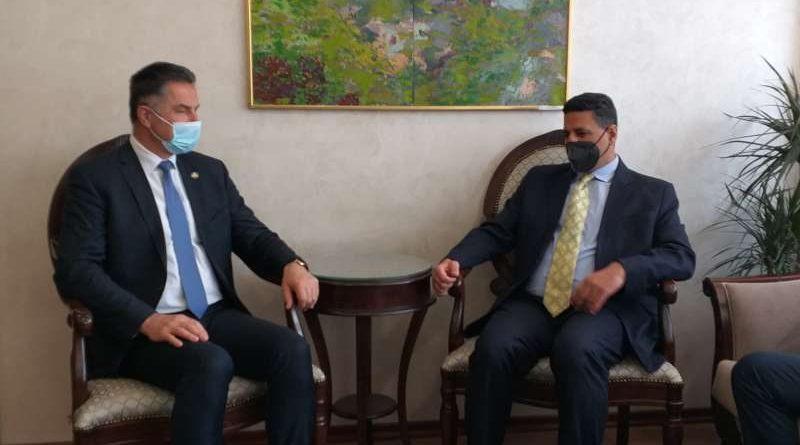 Ambasador Egipta u zvaničnoj poseti Novom Pazaru