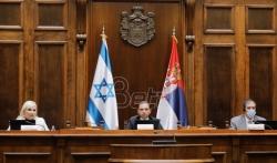 Ambasador Izraela sa srpskim poslanicima o jačanju saradnje i borbi protiv pandemije