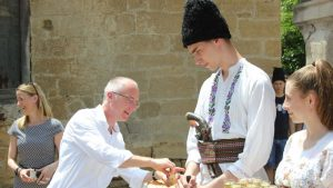 Ambasador Nemačke Tomas Šib u poseti istočnoj Srbiji
