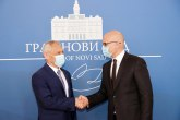 Ambasador Ruske Federacije posetio Novi Sad