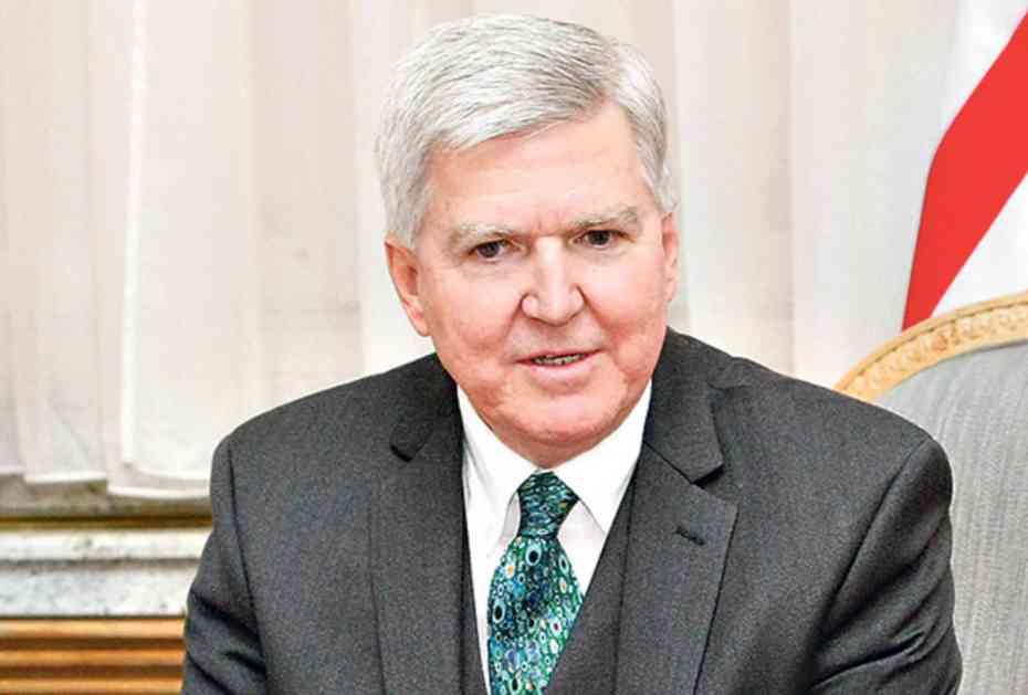 Ambasador SAD: Plan Zapada u 11 tačaka ne postoji