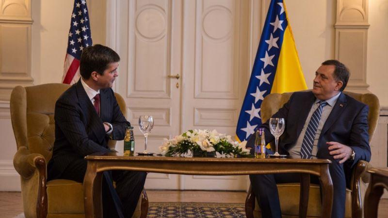 Ambasador SAD u BiH pozvao na hitno usvajanje budžeta BiH