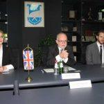 Ambasador Velike Britanije u Srbiji Denis Kif posetio RTB Bor