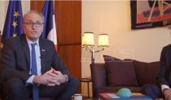 Ambasadori Nemačke i Francuske u Srbiji obeležili 58. godišnjicu Jelisejskog sporazuma (VIDEO)