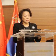 Ambasadorka Kine poželela uspeh novoj Vladi Srbije: Stigla i čestitka od premijera