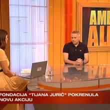 Amber alert - nova akcija Fondacije Tijana Juric