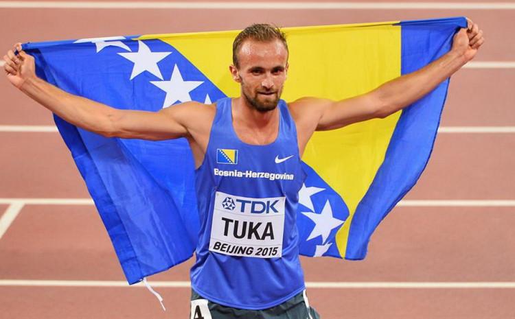 Amel Tuka u finalu Olimpijskih igara