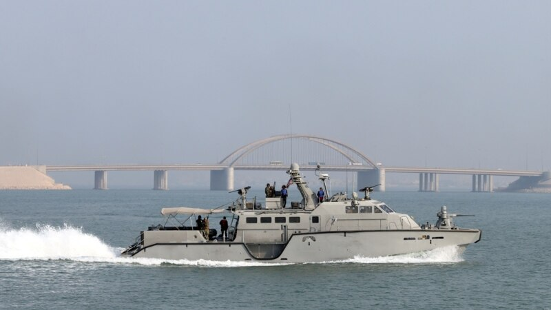 Američka ratna mornarica zaplenila oružje u Arabijskom moru