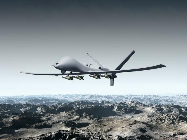Američka vojska izgubila dron iznad Tripolija