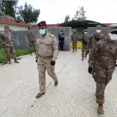 Američka vojska napušta vojnu bazu u Iraku: Vladi Iraka PREDATA imovina u vrednosti od MILION DOLARA