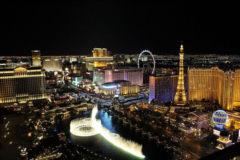 Američke kockarnice procvjetale u prvom kvartalu godine