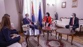 Američki ambasador u poseti Nišu: Otvorena laboratorija za medicinsku genetiku