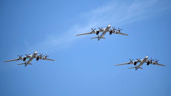 Američki avioni pratili četiri strateška bombardera Tu-95MS