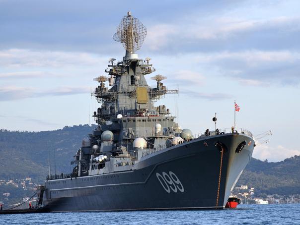 Američki kongresmen čestitao Dan mornarice SAD, a na čestitki — ruska krstarica (foto)