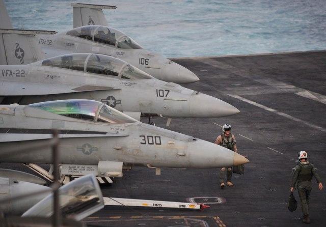 Američki nosač aviona ušao u Južno kinesko more