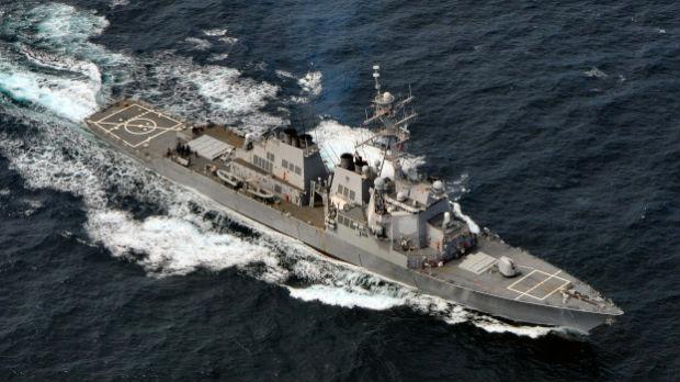 Američki razarač ušao u Crno more, prati ga ruski raketni brod